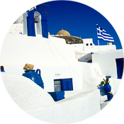 Santorini About The Greek Glutton Natalia Alexander