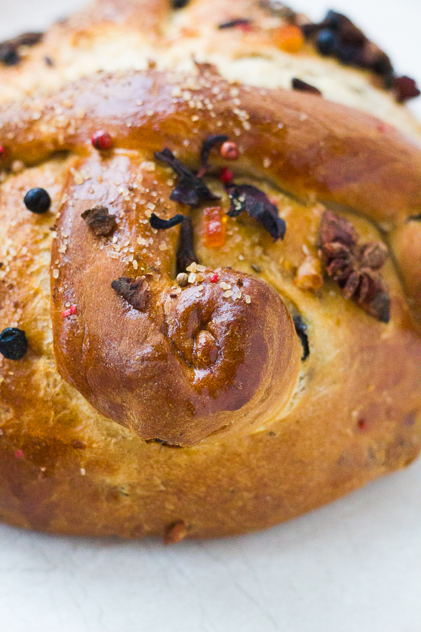christopsomo greek christmas bread - Greek Christmas Food